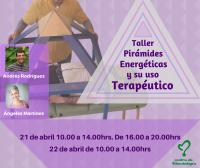 Taller Piramides en el centro de kinesiologia de tenerife
